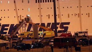 Αίσιο τέλος στην περιπέτεια 875 επιβατών του «Ελευθέριος Βενιζέλος»