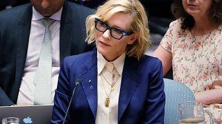 Cate Blanchett fordert mehr Hilfen für Rohingya-Flüchtlinge