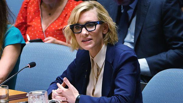 Cate Blanchett BM'de Arakan'ı anlattı: Onların hikayesini asla unutamıyorum