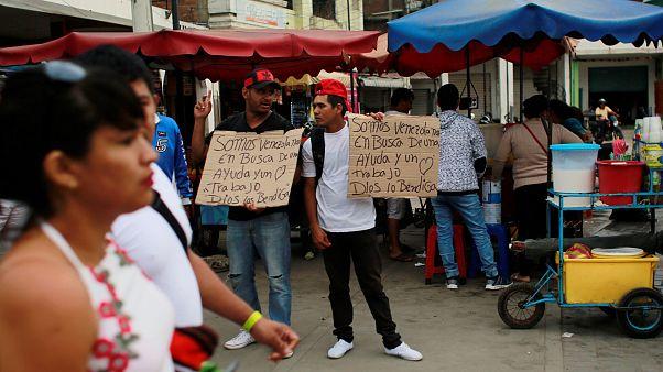 Países vizinhos da Venezuela unem esforços