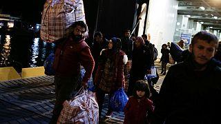Detidos dois cooperantes de ONG na Ilha de Lesbos