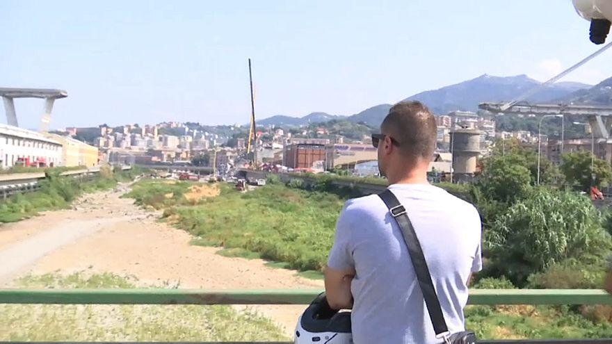 L'architetto Piano soccorre la sua Genova ferita