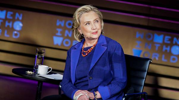 وزيرة الخارجية الأمريكية والمرشحة الرئاسية السابقة هيلاري كلينتون