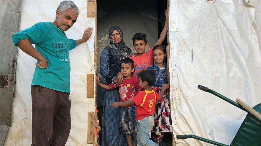 لاجئون سوريون في لبنان يفضلون البقاء على العودة إلى سوريا