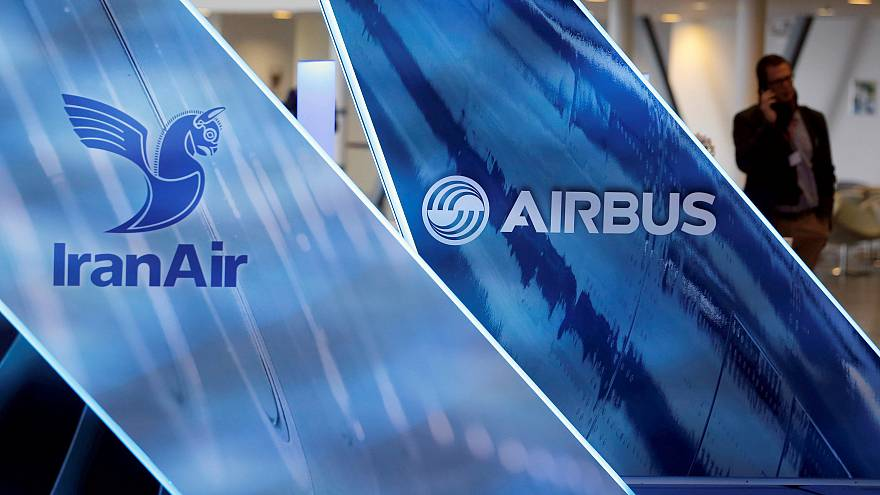 File:IranAir takes delivery of an Airbus A321, under a 2017 sanctions deal