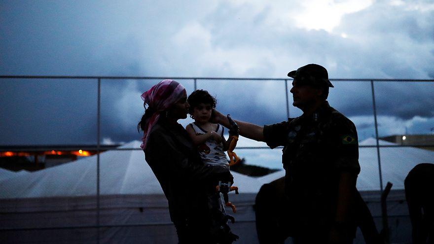 Südamerikanischer Flüchtlingsgipfel