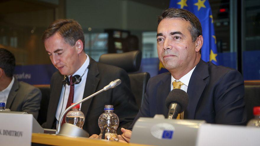 Έκκληση Ντιμιτρόφ στην Ε.Ε. να τηρήσει τις δεσμεύσεις της