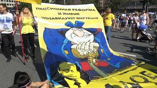 Nach Protesten: Putin rudert bei Rentenreform zurück