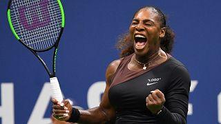 Serena Williams in Höchstform nach der Babypause