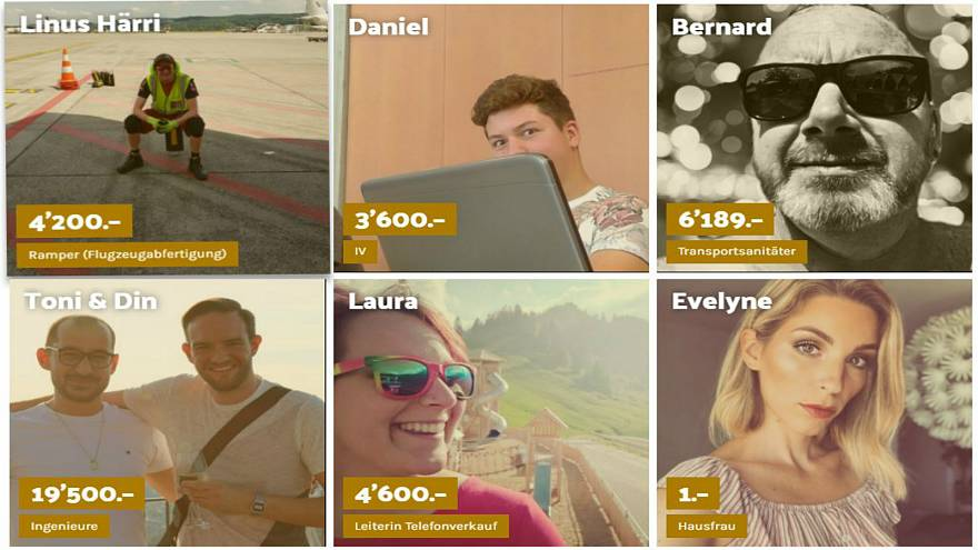 Selfies and salaries: Swiss share salary information on new site aiming to end pay discrimination