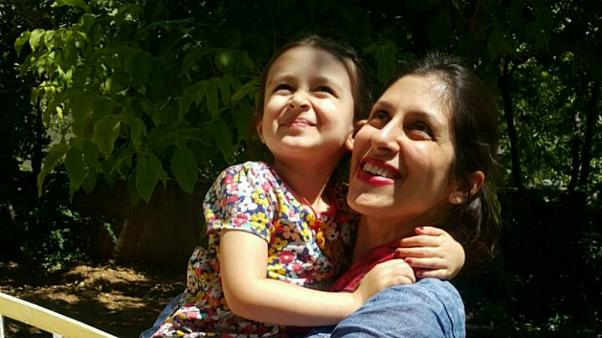 انتقال نازنین زاغری به بهداری زندان