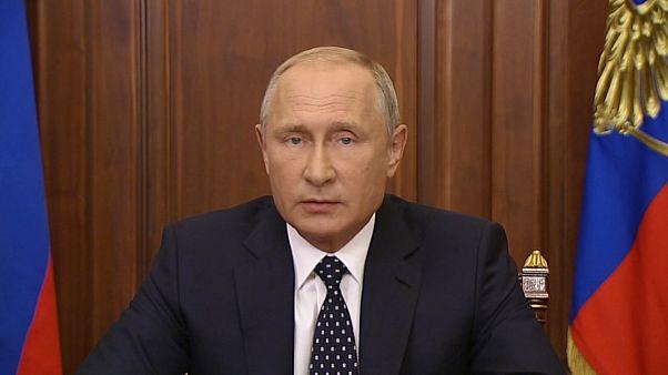 Путин выступил за смягчение пенсионной реформы. Что конкретно имел в виду президент?