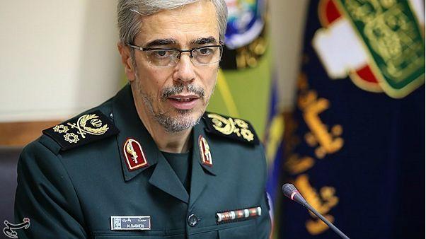 سرلشکر باقری، رئیس ستاد مسلح ایران