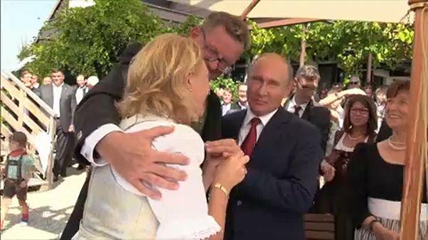 Putins Schatten über EU-Außenministertreffen