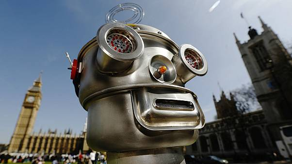 Ban killer robots to stop 'truly dystopian scenarios', say campaigners