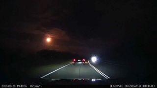 Watch: Meteor streaks across sky in Perth
