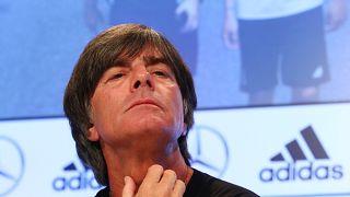 """Pour Joachim Löw, il n'y a """"pas de racisme en équipe d'Allemagne"""""""