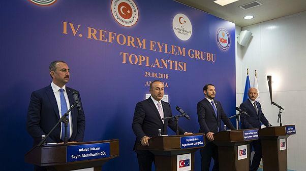 Türkiye'den 3 yıl aradan sonra 'AB açılımı'