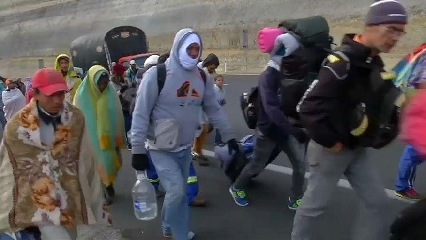 Venezuela exodus is a world crisis