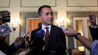 """Di Maio in Egitto: """"Cairo cruciale per stabilizzazione Libia"""""""