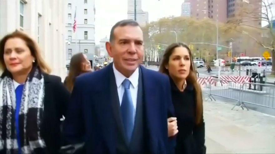 """Nueve años de cárcel para Napout por el """"Fifagate"""""""