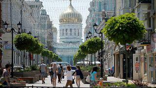Rusların yüzde 67'si 'dış güçler'e inanıyor