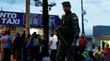 Brazil: Army patrols at Venezuelan border