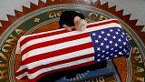 Búcsú John McCaintől -Trumpot nem hívták