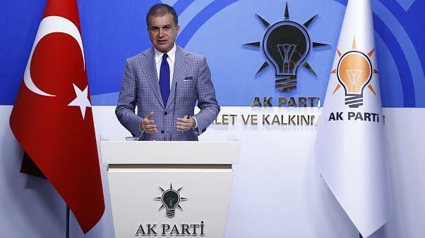 AK Parti Sözcüsü Çelik: Gündemimizde af konusu yok