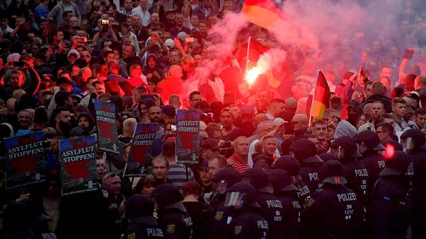 ΟΗΕ: «Σοκαριστικές οι διαδηλώσεις ακροδεξιών στη Γερμανία»
