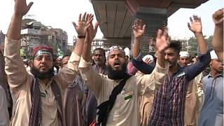 Dutch Mohammad cartoon contest sparks protests in Pakistan