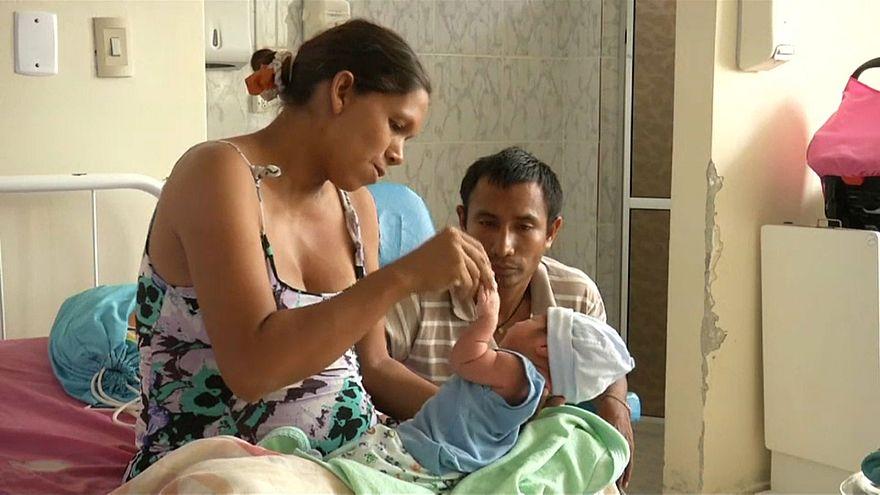 Schwangere aus Venezuela flüchten zur Geburt nach Brasilien