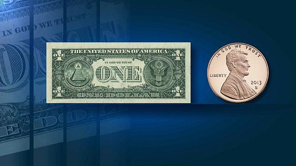 """Dólar continuará a """"confiar em Deus"""""""