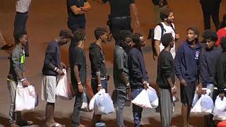 Italy renews migrant help plea at Vienna ministers meeting