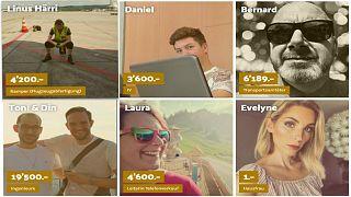 Un selfi y tu sueldo: el sitio web que lucha contra la discriminación salarial en Suiza