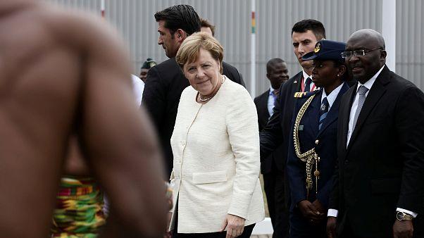 Merkel szerint Afrika több bizalmat érdemel