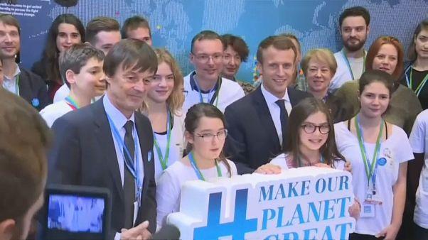 Ambiente: la politica di Macron non convince