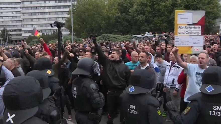 Chemnitz, un polvorín ultraderechista