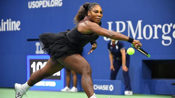 Spielerin wechselt T-Shirt: Sexismus-Debatte im Tennis