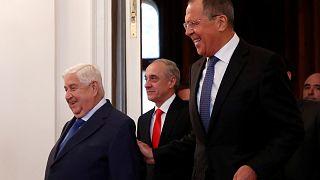 Moskova'da konuşan Suriye dışişleri bakanı: İdlib'de sonuna kadar gideceğiz