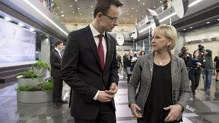 Szijjártó bekérette a svéd nagykövetet a Külügyminisztériumba