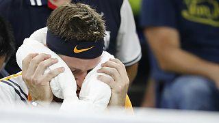 مقررات جدید در مسابقات تنیس آزاد آمریکا برای مقابله با گرما