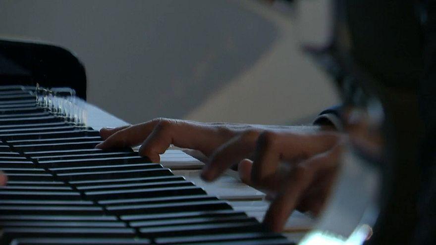 Island spielt Bach