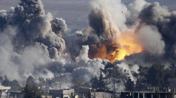 ABD öncülüğündeki Koalisyon: Irak ve Suriye'de binden fazla sivili istemeden öldürdük