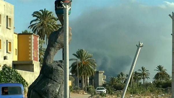 مقتل 27 شخصاً في اشتباكات بين مليشيات ليبية متناحرة في طرابلس