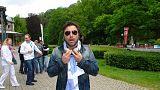 مقدم برامج بلجيكي شهير أمام القضاء للاشتباه بمشاركته في عملية سطو مسلّح