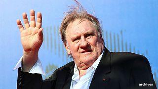 Gérard Depardieu accusé de viol, l'acteur dément