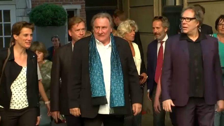 Acusan a Gérard Depardieu de agresión sexual