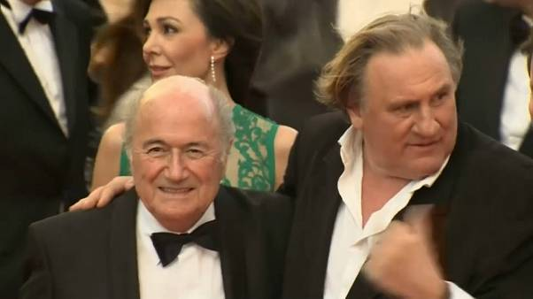 French actor Gerard Depardieu denies rape allegations