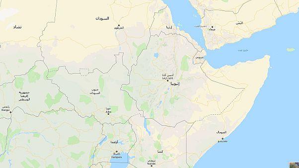 مقتل 18 شخصاً في تحطم مروحية عسكرية في إثيوبيا